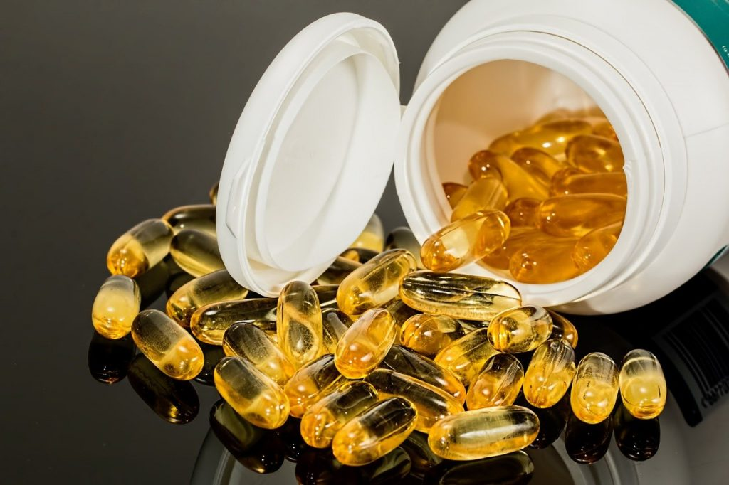 Why Fish Oil Can Balance a Bad Diet